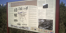 Large Interpretive Signs