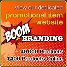 Promtional Item Boom Branding